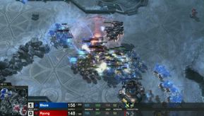 DSI Season 4 Group Quarter Finals: Blaze vs Ryung