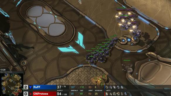 Finals CNProtoss vs RuFF (Game 3) (Part 2)