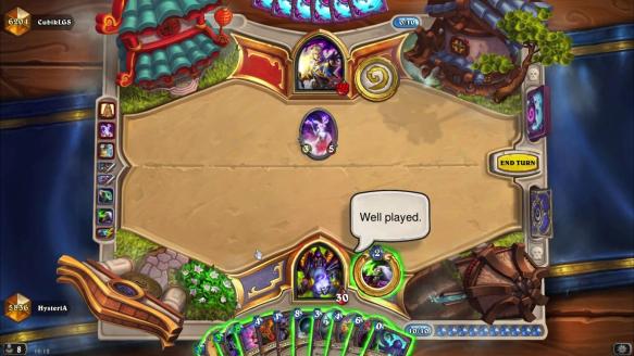 Warlock at Legend