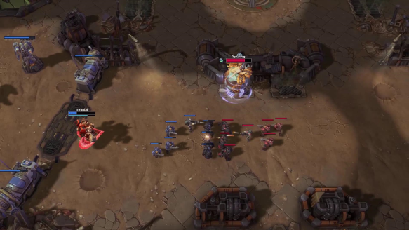 How to dodge a Cho'Gall