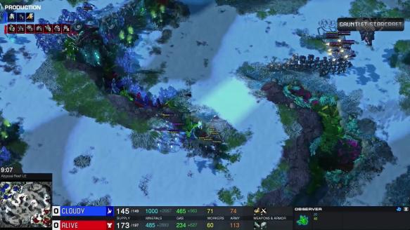PSISTORM Tournament - Cloudy VS aLive Gauntlet Season 3