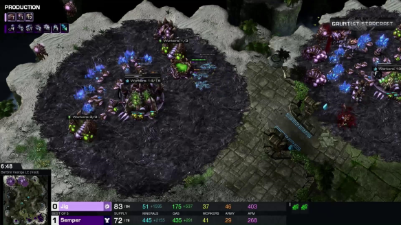 PSISTORM Tournament - Semper VS Jig Filthy Cup Game 2 and 3