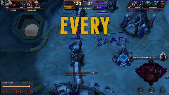 Random HOTS Moments ep. 1 (Heroes of the Storm)