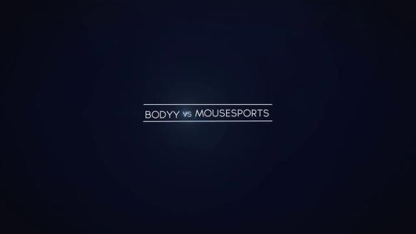 Bodyy vs. mousesports - ECS Season 3 Europe