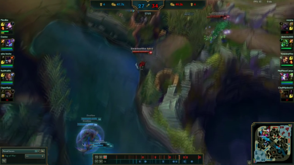 This is why you should never kill scuttle crab