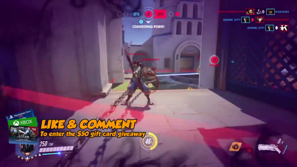Overwatch Funny & Epic Moments 117 - Highlights Montage 1 of 4
