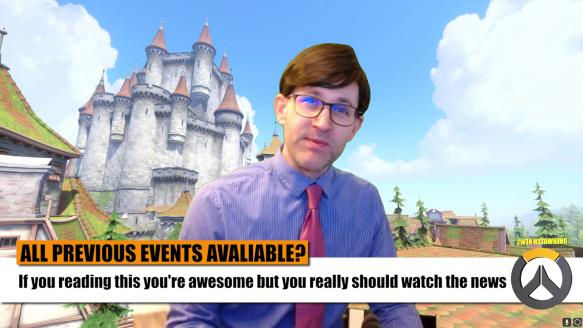 Overtime News - Anniversary EVENT Speculation! Overwatch News