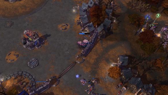 Abathur New Mule Tactics