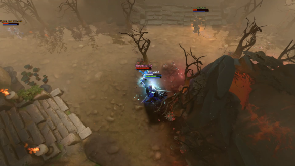Lifestealer Surprise Teleport