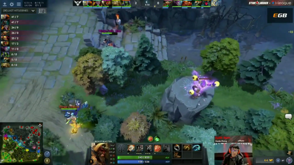 IceIce Fail Hook vs. Vici Gaming - SL i-League Season 3