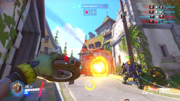 Dealing Immense Damage And Capturing A Payload!