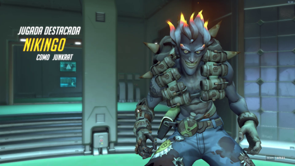 Best Junkrat And Zarya Combination Ever! - by Nikingo