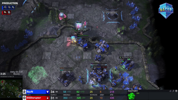 PSISTORM Gaming Tournaments - Gauntlet - Goblin vs. ByuN Filthy Cup