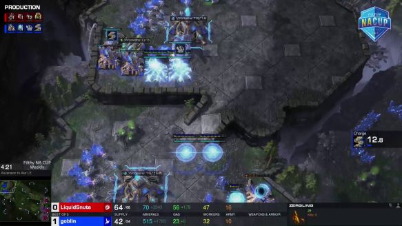 PSISTORM Gaming Tournaments - Gauntlet - Snute vs. Goblin G2 Filthy Cup