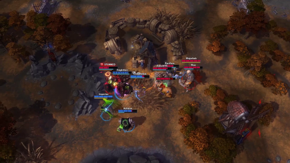 Malthael Epic Team Kill