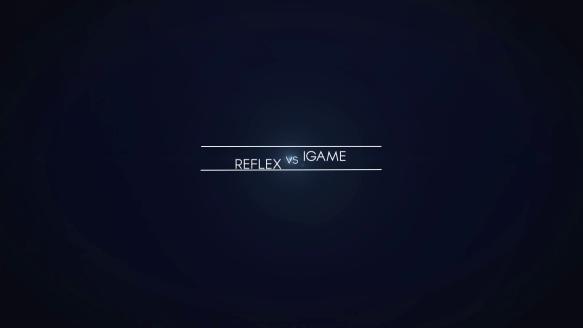 REFLEX vs. iGame - Nordic Championship Season 2 Finals