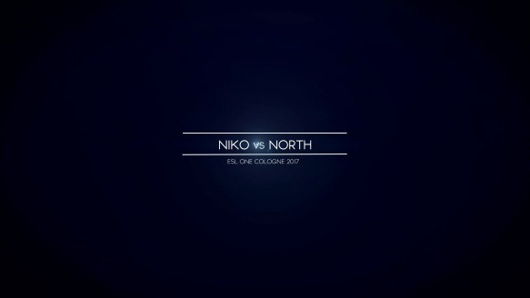 NiKo vs. North - Cologne 2017