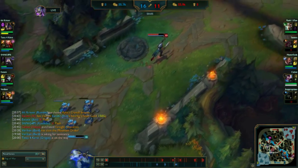 Lucian Great Escape