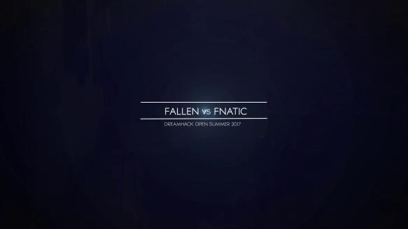 FalleN vs. Fnatic - DreamHack Open Summer 2017