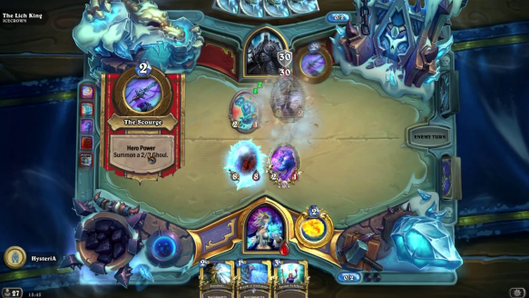Defeating The Lich King With Mage