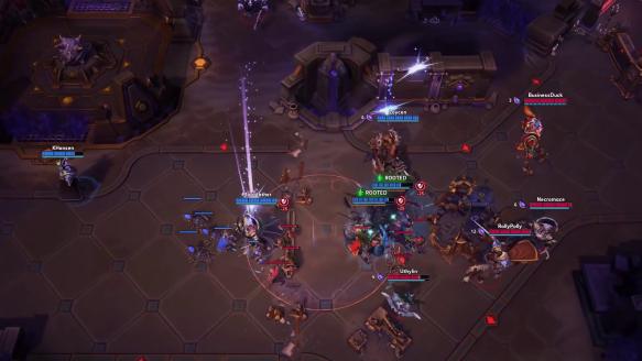 Kelthuzad Team Kill