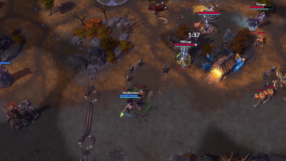 Zeratul Sniped By Keal'thazad Ultimate
