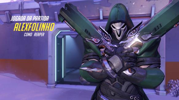 Multiple Kills With Reaper - by Alexfolinho