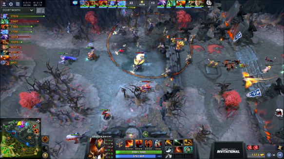 SG e-sports Outstyling VG - Vici Gaming vs. SG e-sports Game 1 - SL i-League Invitational Season 3