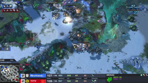 WCS - InNoVation Loses His Third Base