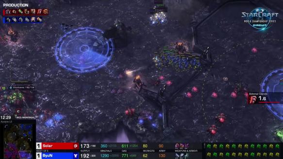 ByuN vs. Solar - Game 3 - Gauntlet Premiere 2