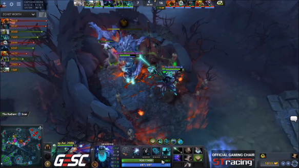 In And Out - OpTic Gaming vs. Animal Planet - Game 2 - GESC Jakarta NA Qualifier - Winners' Finals