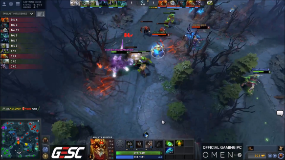 PPD With The Jukes - OpTic Gaming vs. Animal Planet - Game 2 - GESC Jakarta NA Qualifier - Winners' Finals