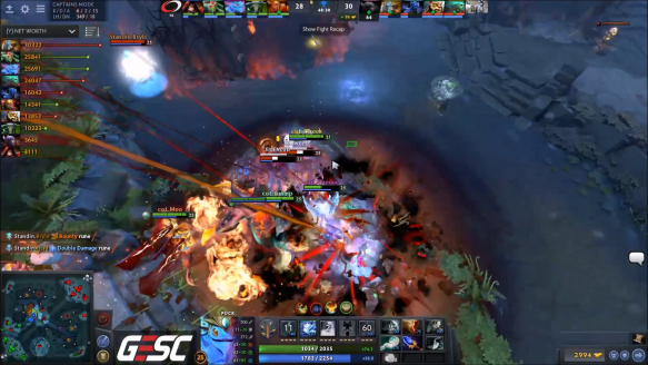Zfreek's Great Escape - Animal Planet vs. compLexity Gaming - Game 2 - GESC Jakarta NA Qualifier - Losers' Finals