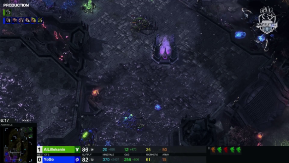 Ailillekanin vs. YoGo - Game 2 - Go4SC2